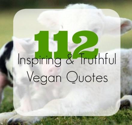 Vegan Vegetarian Quotes