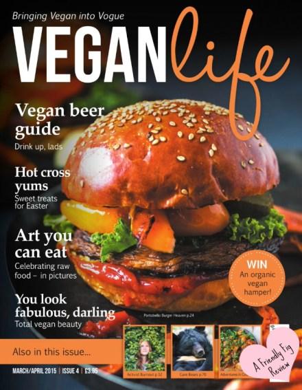 Vegan Life Magazine Review