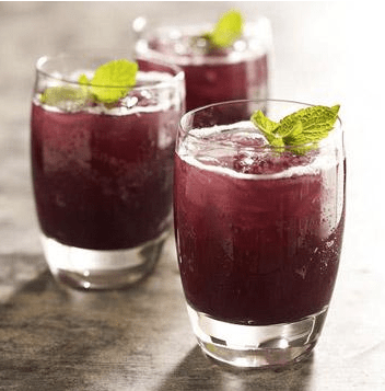 Mocktail - The Friendly Fig