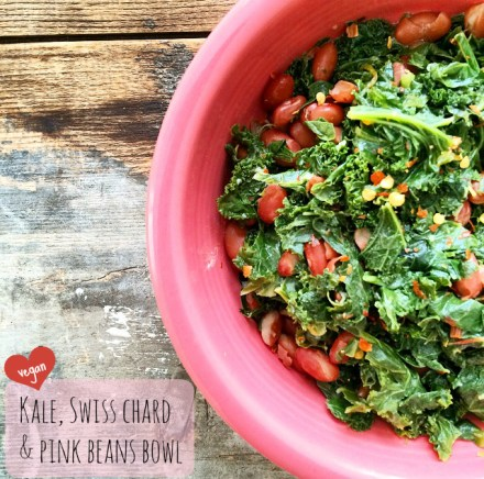 how to cook swiss chard and kale
