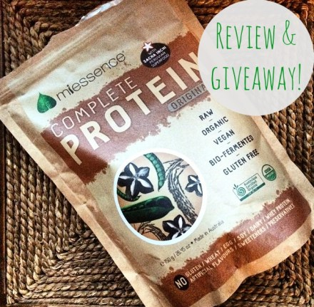 Miessence Complete Protein Review