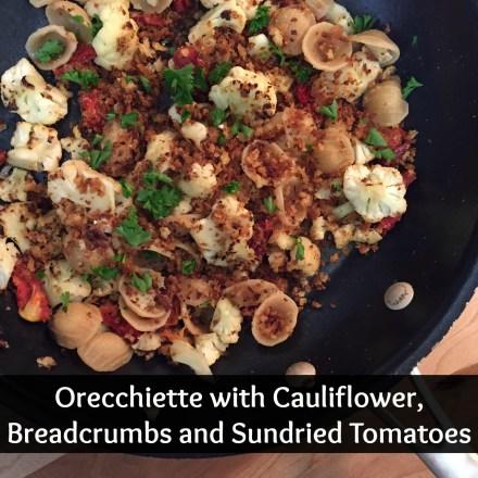Vegan Orecchiette Recipe