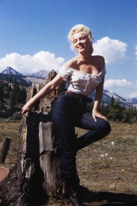 Marilyn Monroe - style