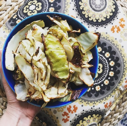 Vegan Roasted Cabbage Recipe