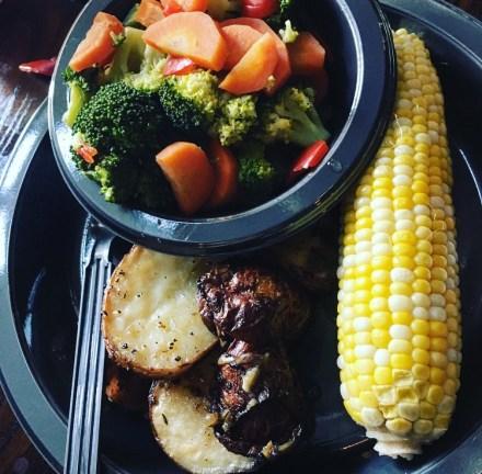 Eating Vegan at Universal Orlando
