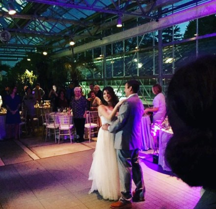 The Friendly Fig Wedding - Roger Williams Botanical Center
