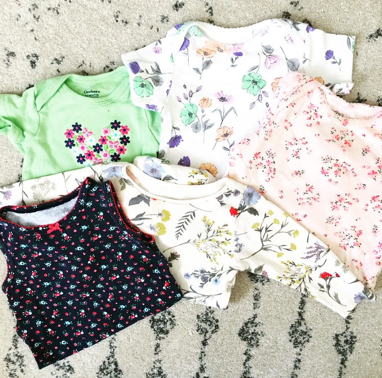 Baby Thrifting: Reuse + Recycle! - The Friendly Fig