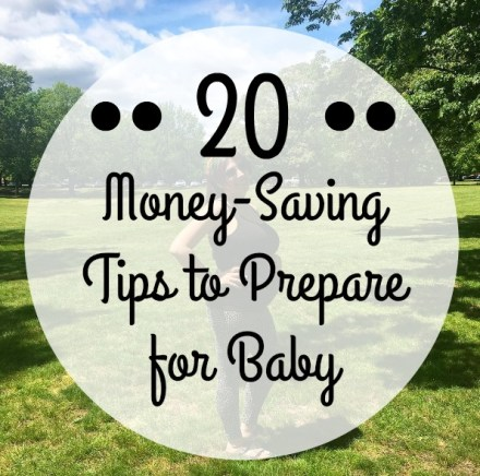 Money-Saving Tips to Prepare for Baby