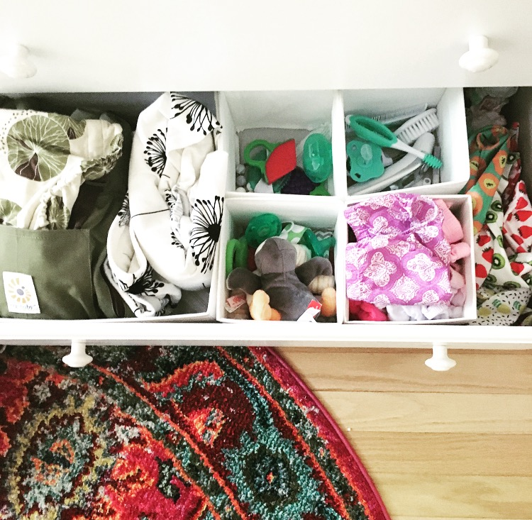 Changing Table Organization The Friendly Fig