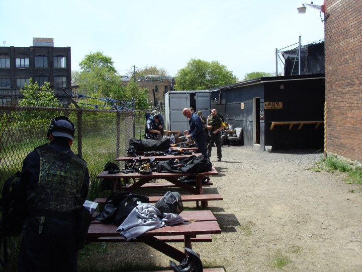 Paintball: I (reluctantly) surrender