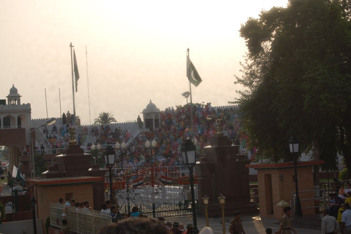 The colours of India: Wagah