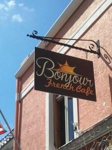 Bonjour French Cafe