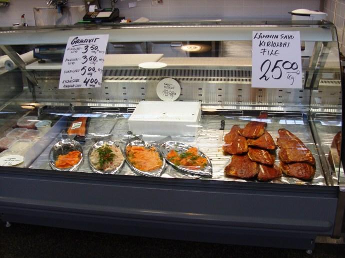 Kuopio market