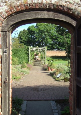 Into the walled garden