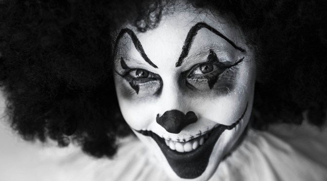 International Clown Week: Laughs & Scares