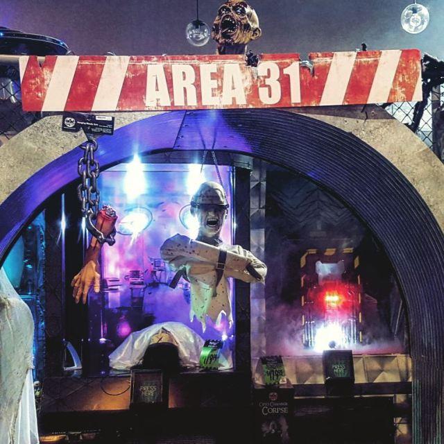 Beware Area 31 spirithalloween halloween merchandise