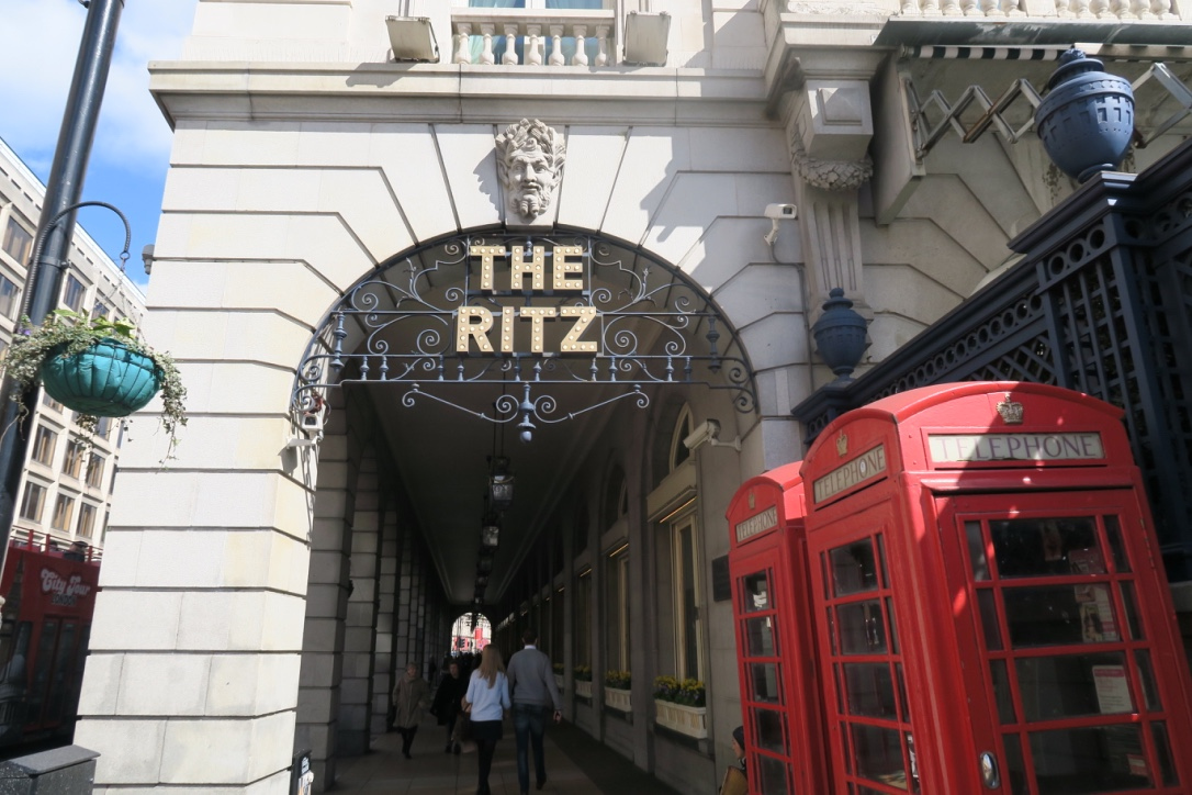 A very special afternoon tea…at The Ritz!!!