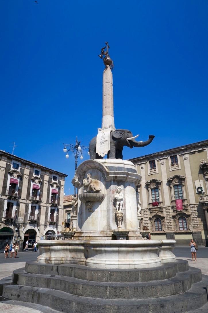 Fontana-Elefante-Catania