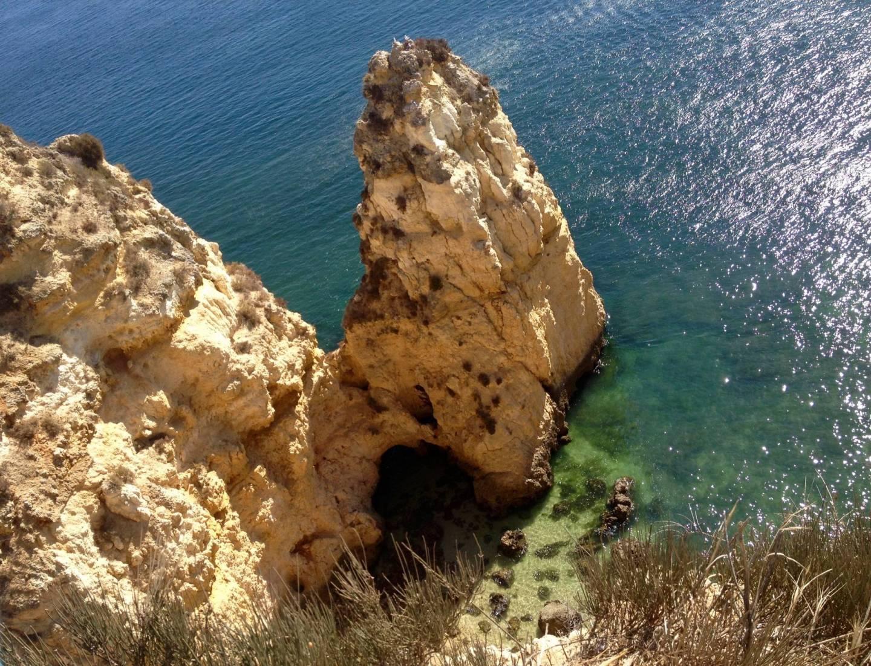 ten days in Portugal beach view