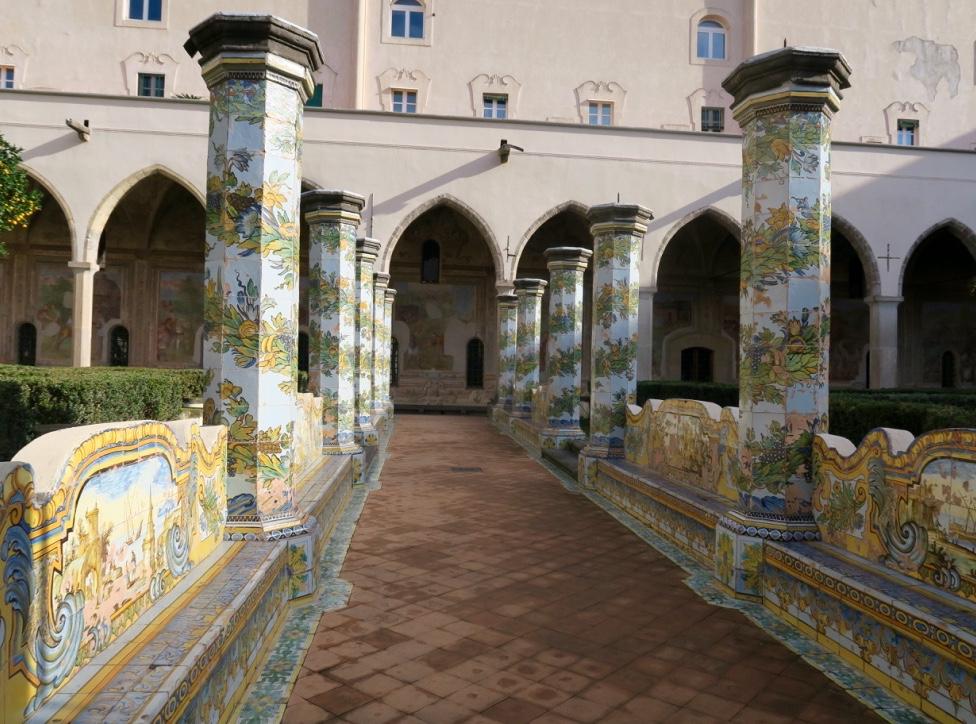 Saint Chiara Monastery Naples