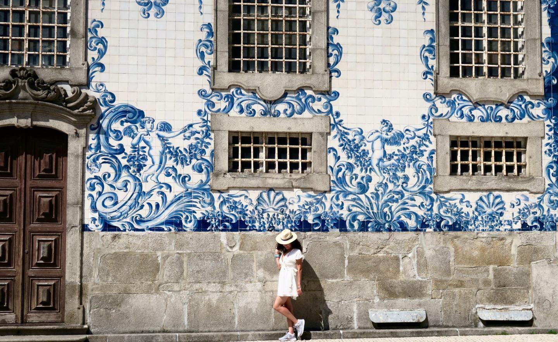 Igreja do Carmo Oporto The Frilly Diaries we will travel again