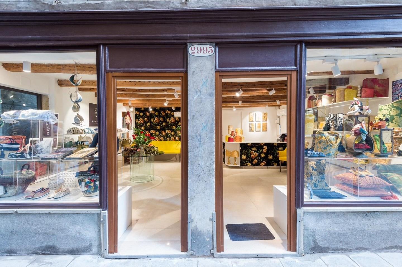 da non perdere a Venezia: negozio Teodamar