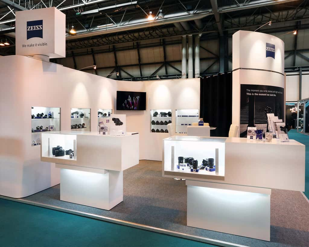 7 Innovative Booth Design Ideas for Trade Shows to Attract