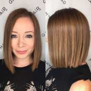 beautiful shoulder length haircuts