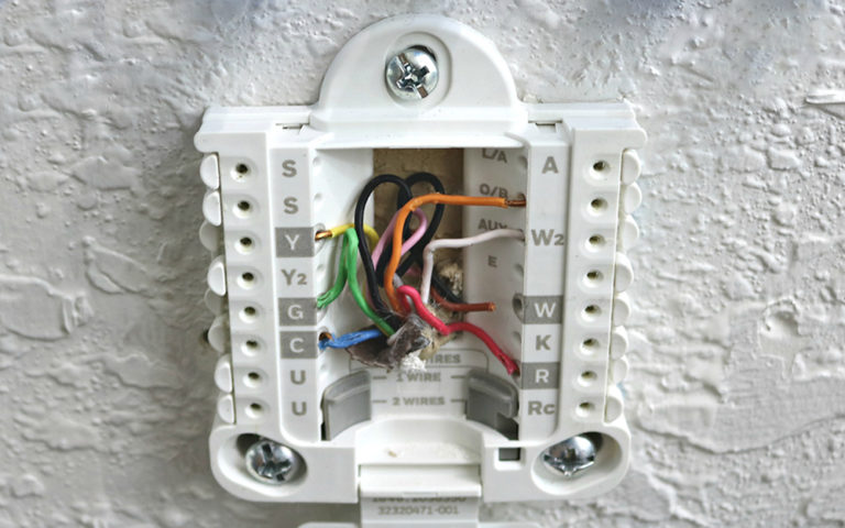 Diagram Thermostat Wiring U2013 Can You Do It By Yourself