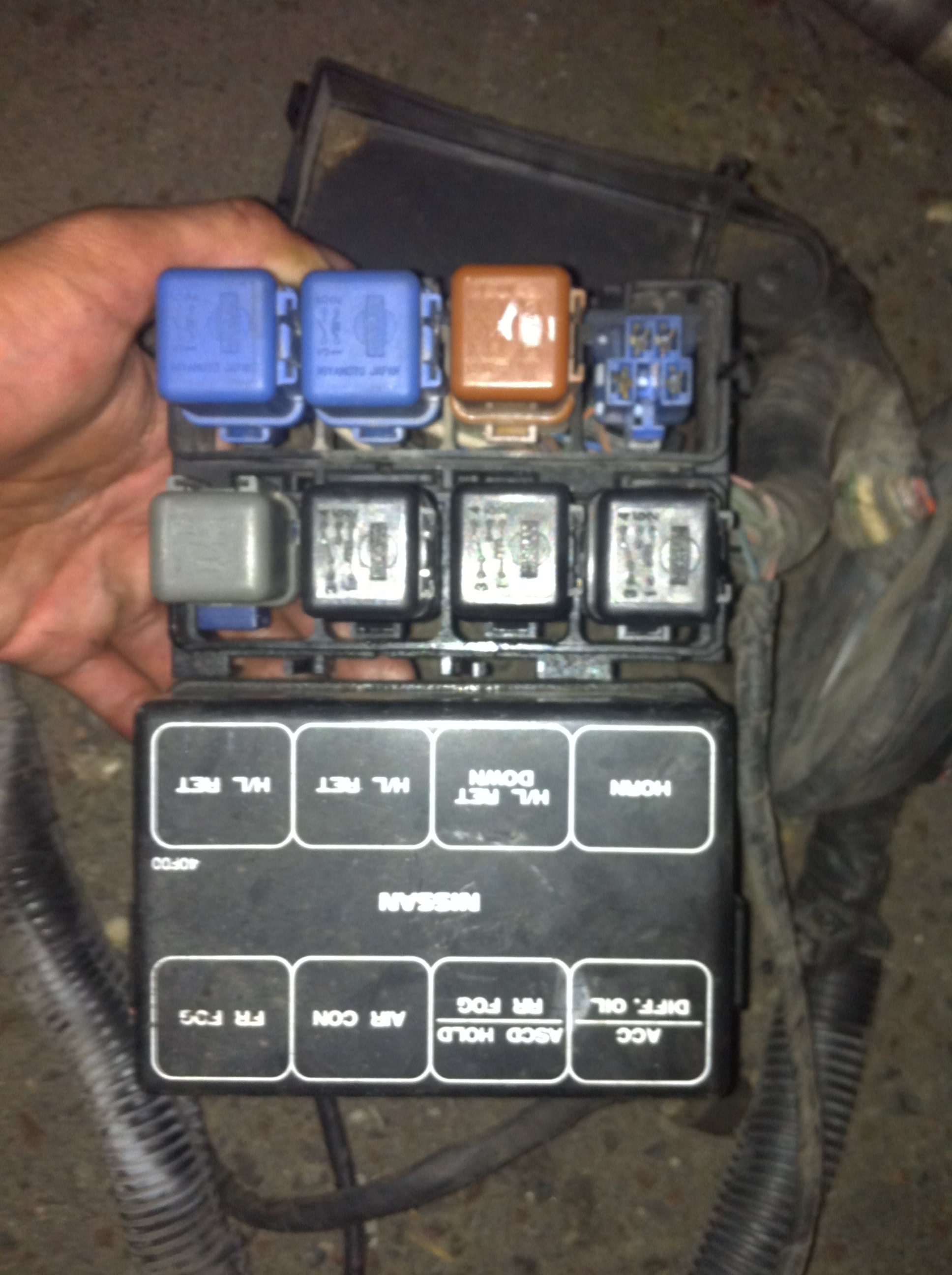 hight resolution of s13 relay harness 17 wiring diagram images wiring 240sx fuse box diagram 93 nissan 240sx fuse box diagram