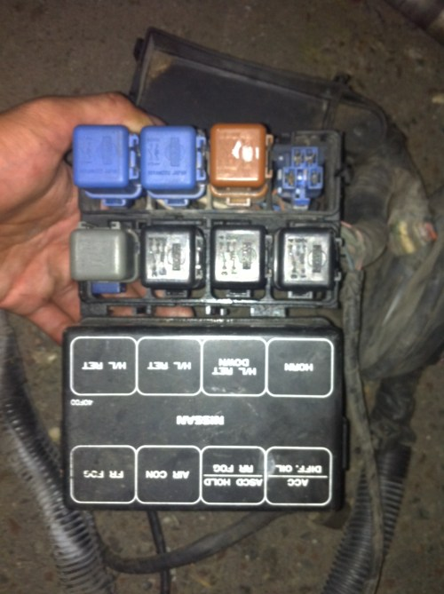 small resolution of s13 relay harness 17 wiring diagram images wiring 240sx fuse box diagram 93 nissan 240sx fuse box diagram