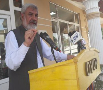 'Lopsided uplift forcing people to join militants'