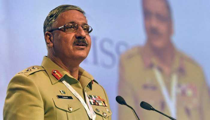 Chairman Joint Chiefs of Staff Committee visits NESCOM: ISPR - The