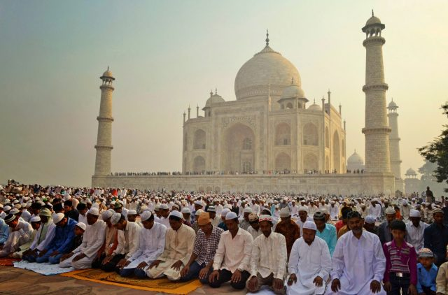 Taj Mahal built by traitors, says BJP 'hate speaker' - The Frontier Post