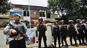 Indonesian officer