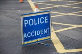 road accident signs