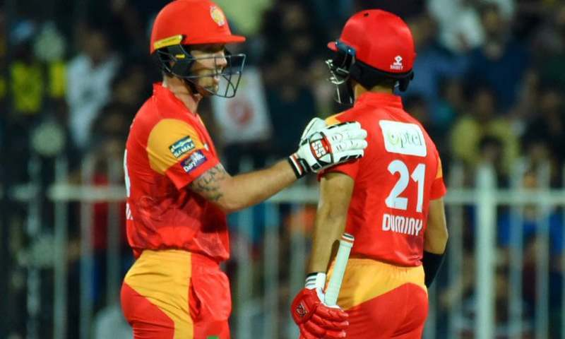 Ronchi shines as Islamabad beat Lahore by six wickets