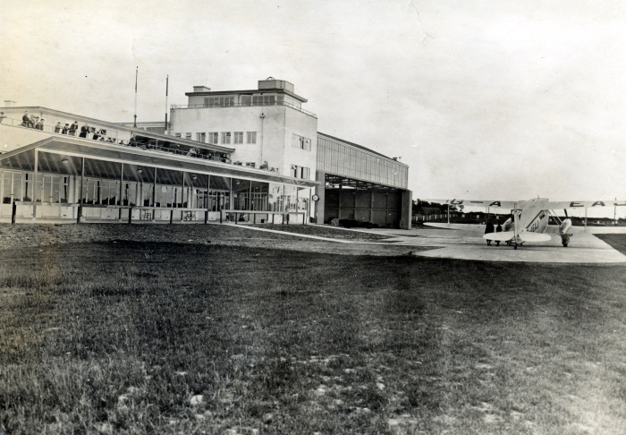 Manchester Airport reveals plans for celebration of 80th anniversary