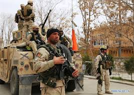Militants among more than 50 dead, wounded