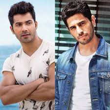 Varun and Sidharth