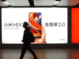 Xiaomi submits documents for Hong Kong IPO