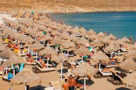Greece faces problems due to overtourism