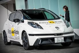 Japan to launch driverless car system