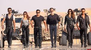 Race 3 continues to rule at Indian box-office