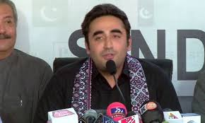 Bilawal criticizes political rivals for using abusive language during election campaign