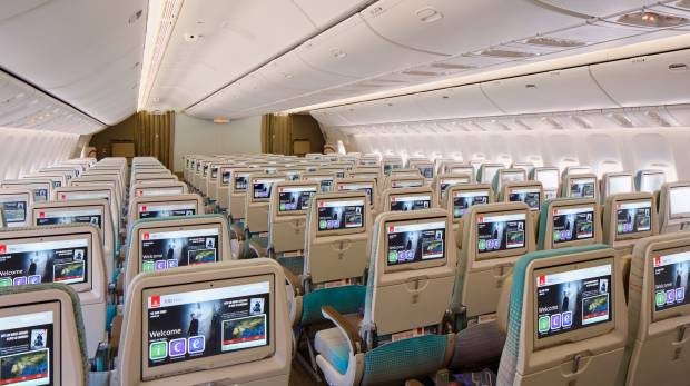 Emirates introduces VR seats for the first time