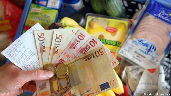Eurozone annual inflation up in June