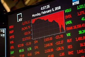 Stock markets drop on deepening trade