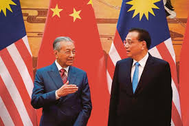 China will sympathize with Malaysia's problems