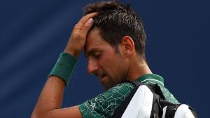 Djokovic falls to shock defeat